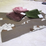 campioni tessuto cuttings